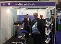 NewNet Wholesale stand at Convergence Summit South