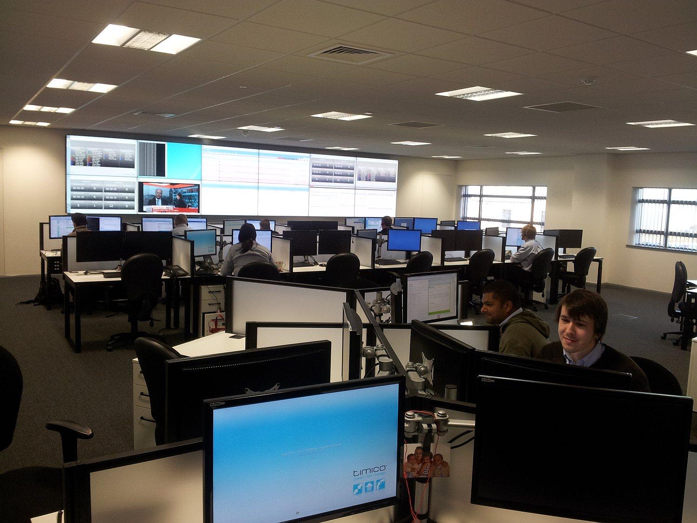 broadband Network Operations Centre