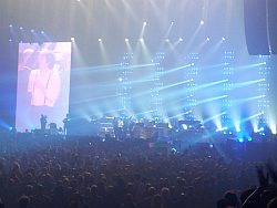 Paul McCartney at the Liverpool Echo Arena for the last night of his tour - stunning concert as usual
