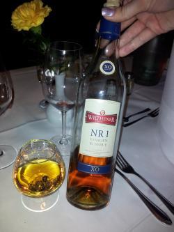 wilthener xo - fine German brandy