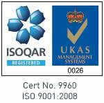 ISO 9001 certification for Timico