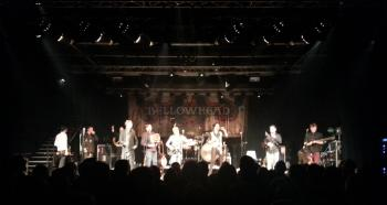 Bellowhead at the Engine Shed in Lincoln
