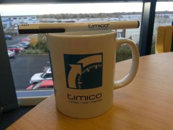 fantastic Timico mug colo giveaway