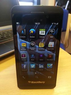 BlackBerry10 Z