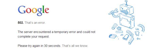 google docs is down