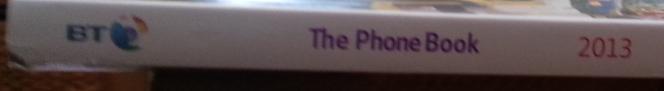 the phonebook