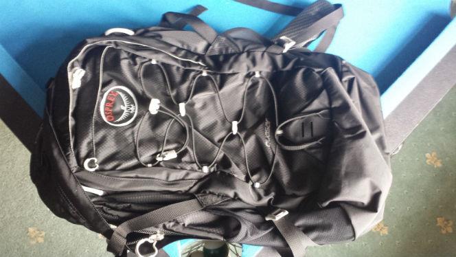 osprey quasar bag