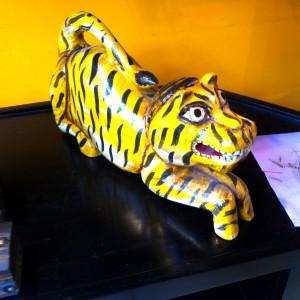 Tiger Lurking