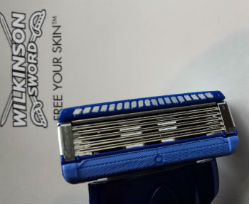 5 blade Hydro razor