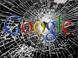 Google Shattered
