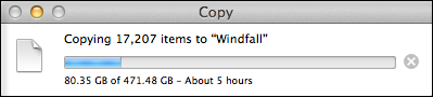 Windfall Status
