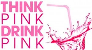 think pink drink pink