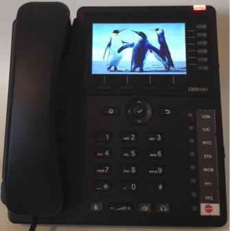 VoIP Penguins Phone
