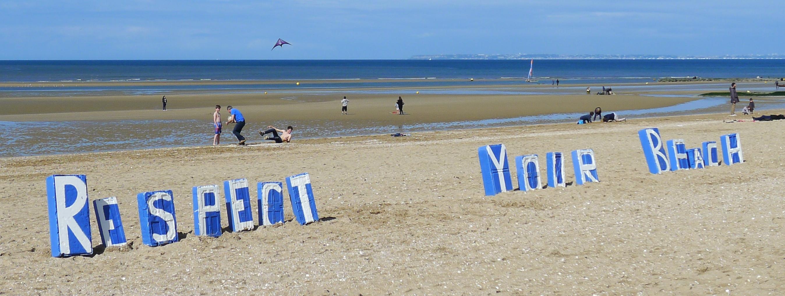 Respect Your Beach