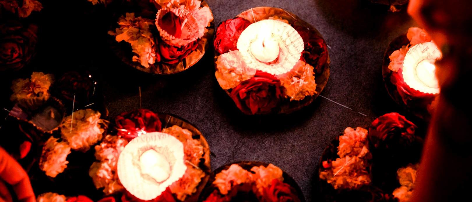 Crematorium Candles
