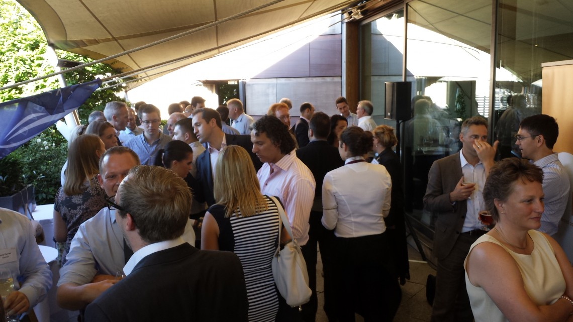 itspa summer forum drinks party