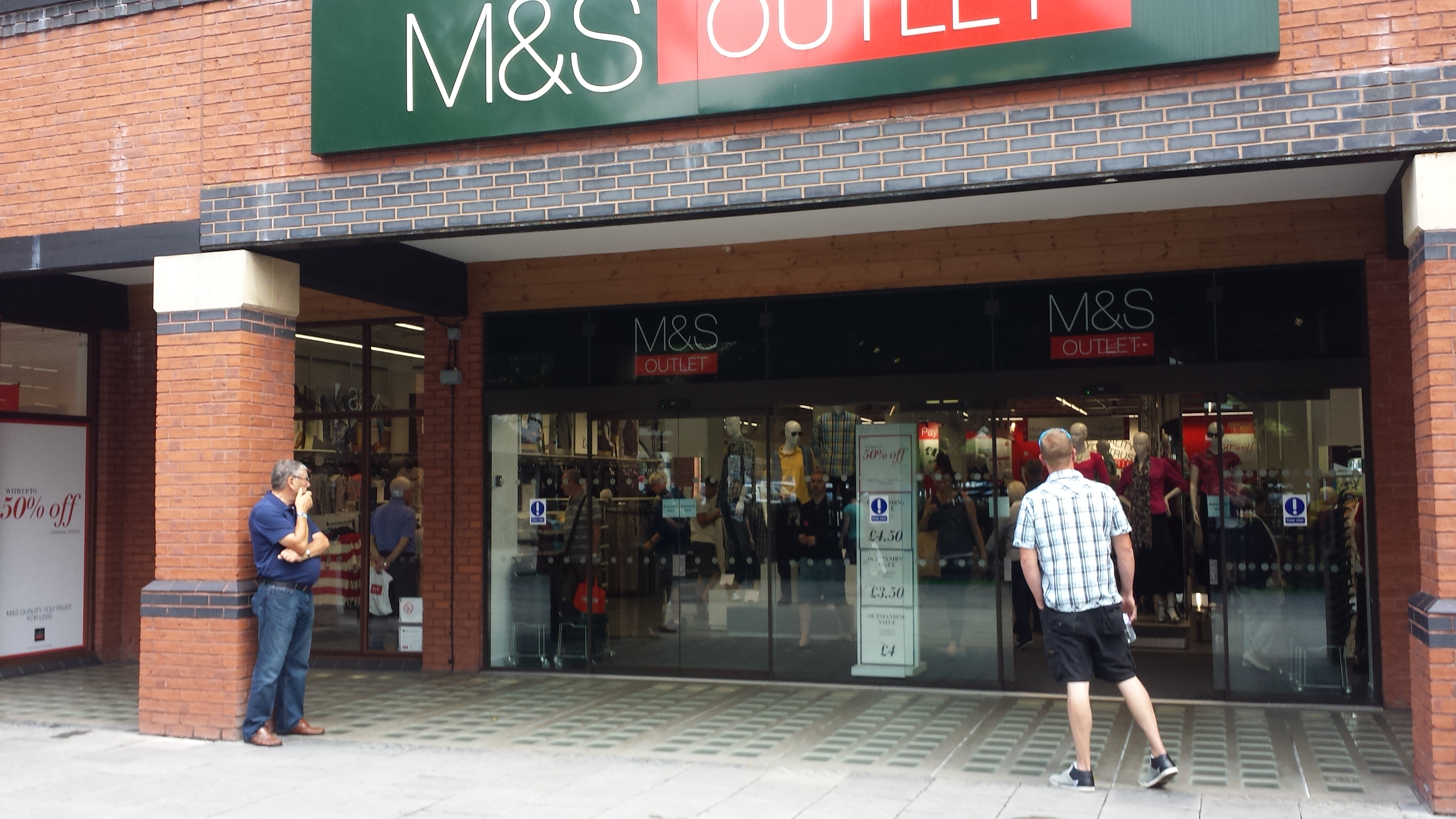 M&S Outlet Store