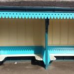 empty prom shelter Skegness