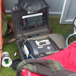 camera set up with Yealink VoIP phone