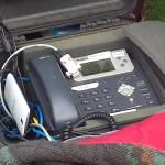 Yealink VoIP phone