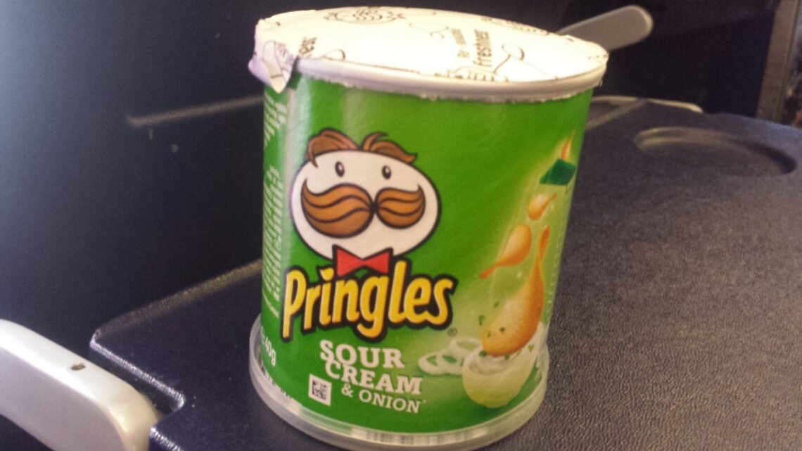 pringles & tesco sold out of ice