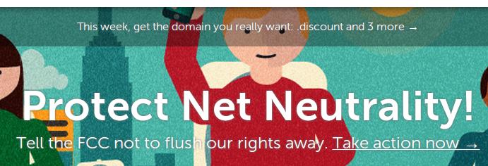 namecheap net neutrality video ISP traffic management