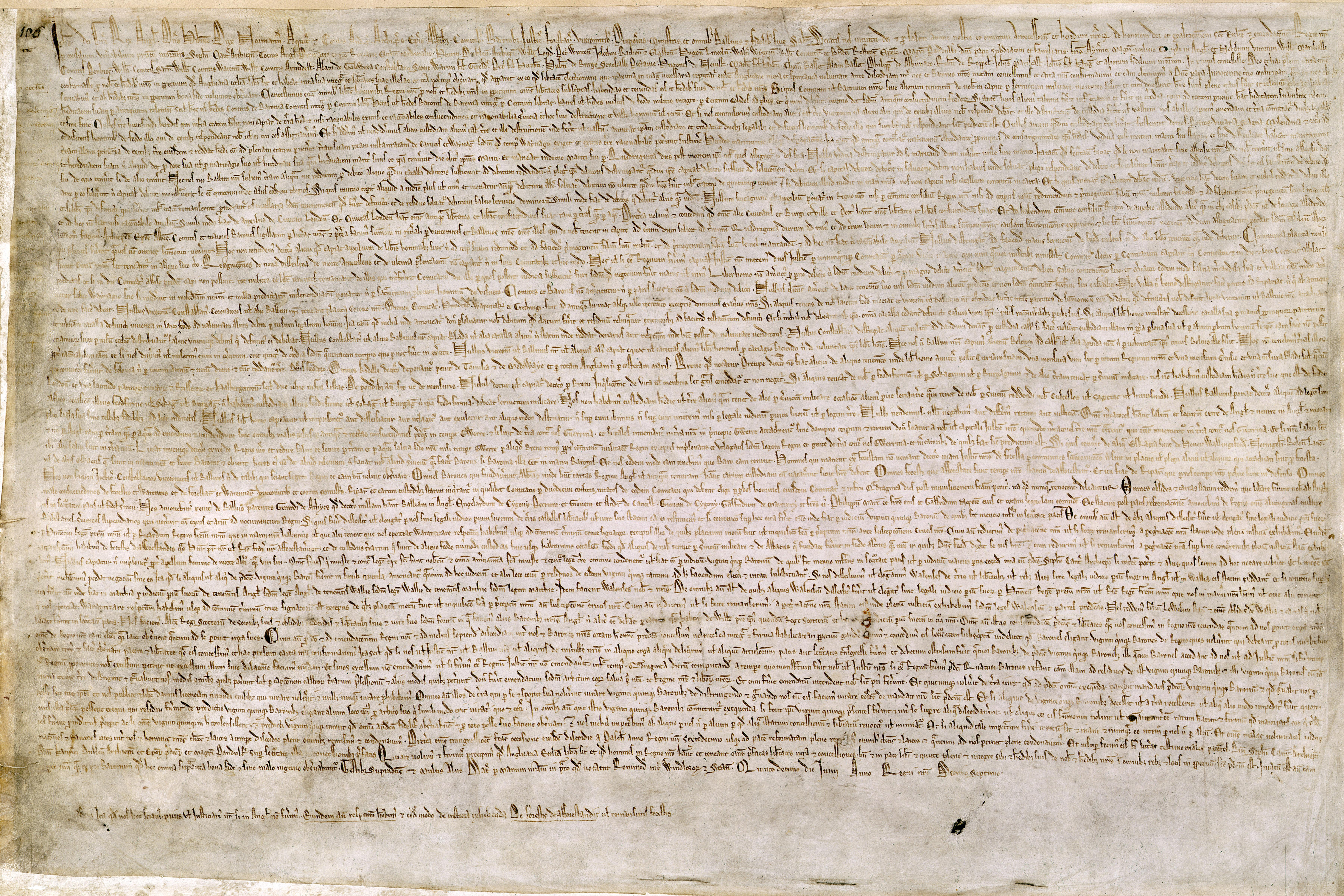 magna carta privacy rights