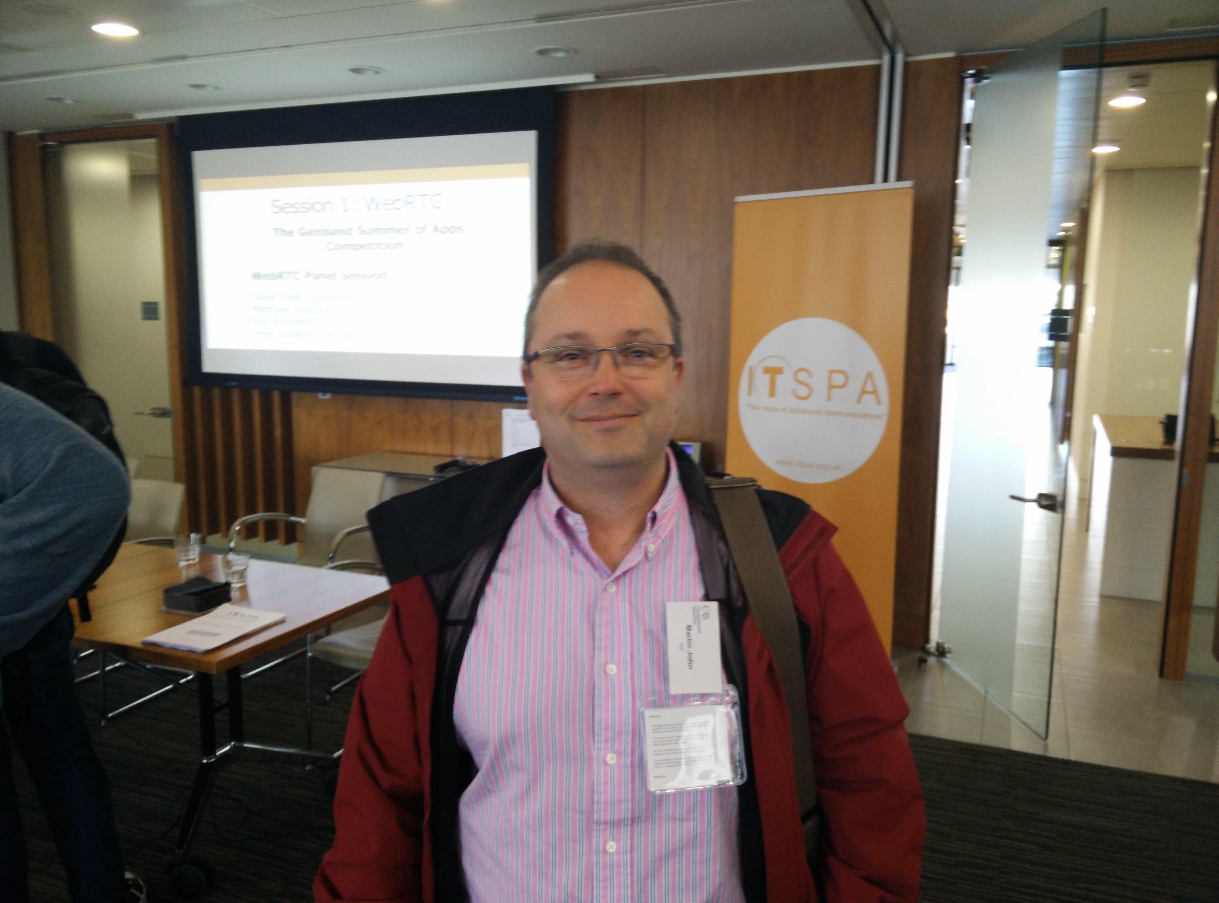 Martin John of AQL talks ISRF mechanics