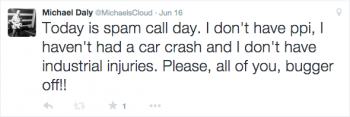 spam phone calls