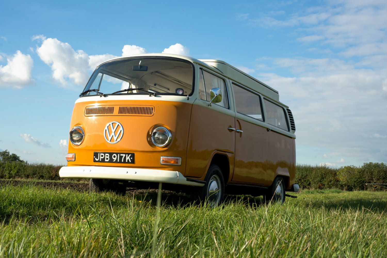 vw campervan hire lincoln