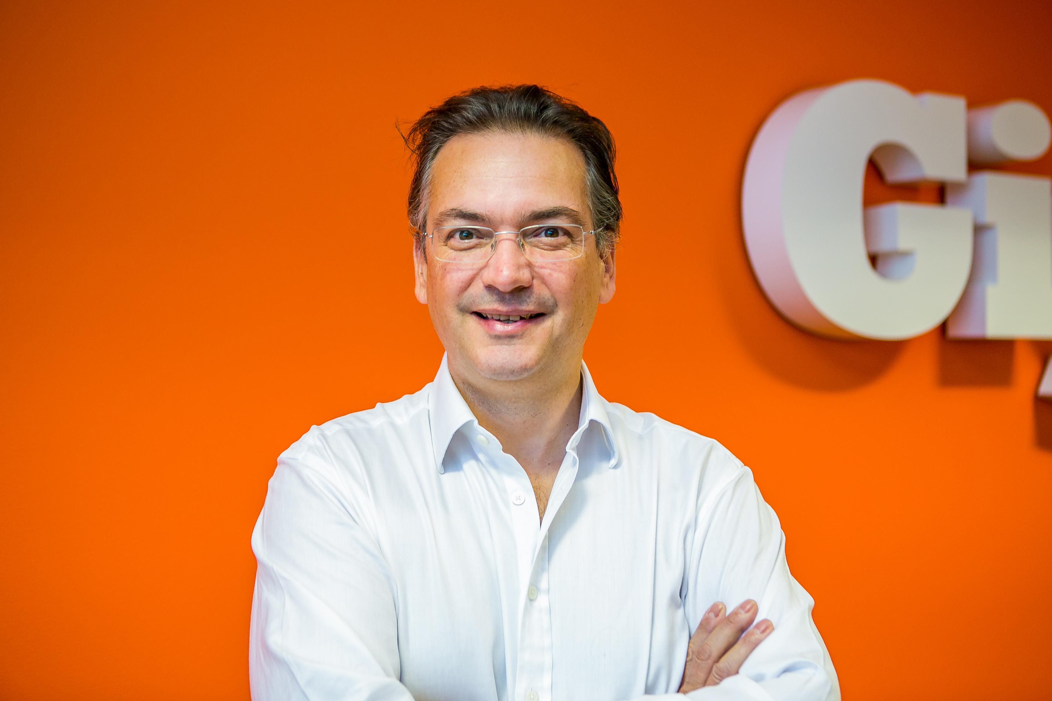 gigaclear CEO Matthew Hare